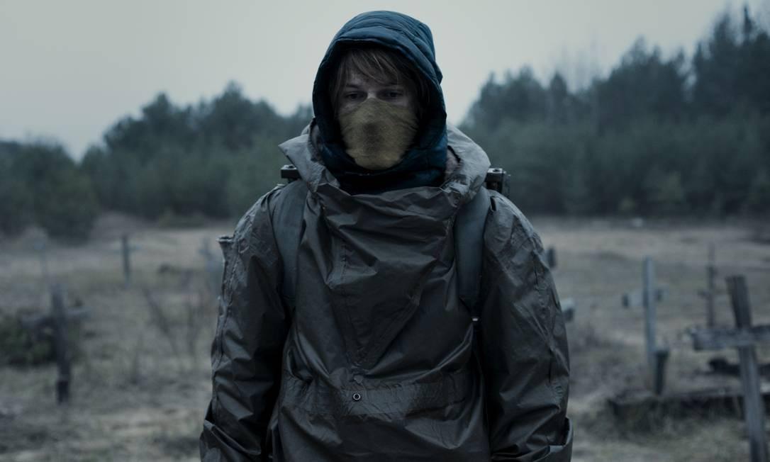Jonas (Louis Hofmann), protagonista de 'Dark' Foto: Divulgação