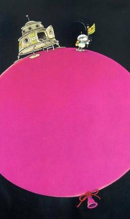 Explosão à vista: uma releitura sobre a ida do homem à Lua Foto: Reprodução