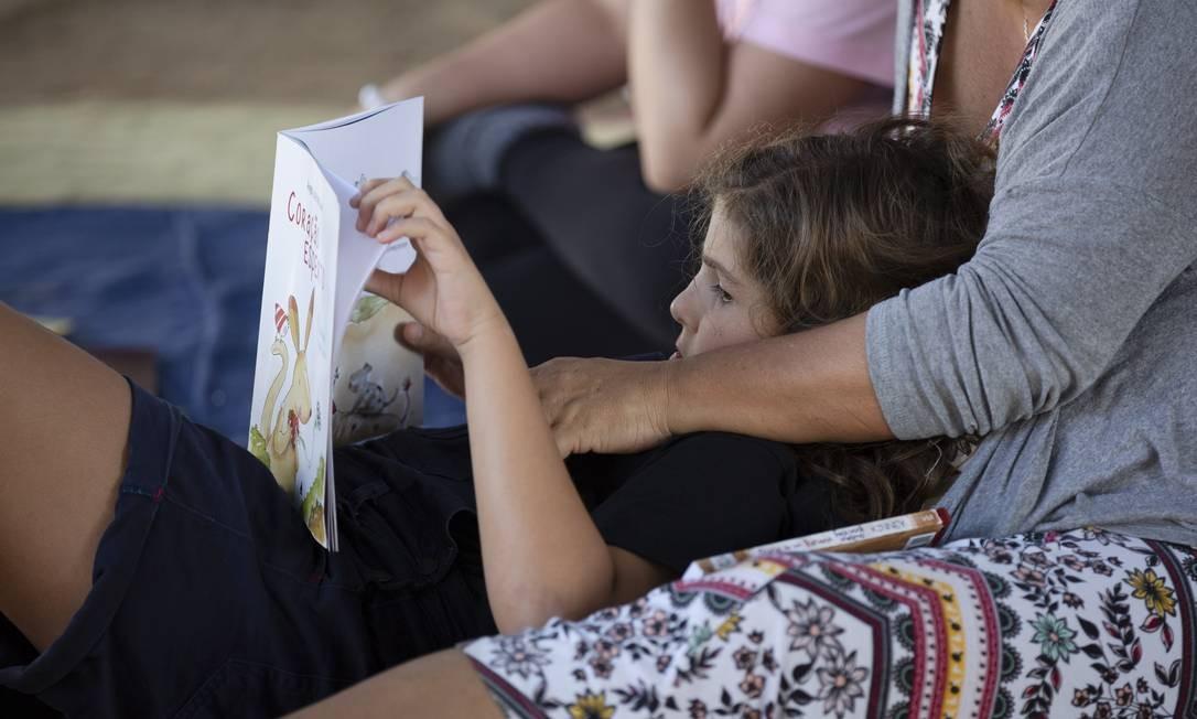 Flip: Lançamentos para jovens acompanham a festa em Paraty Foto: Leo Martins / Agência O Globo