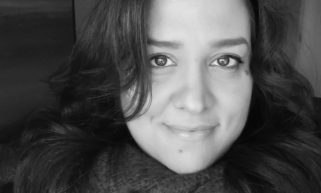 A quadrinista brasileira Adriana Melo Foto: Reprodução / Arquivo pessoal