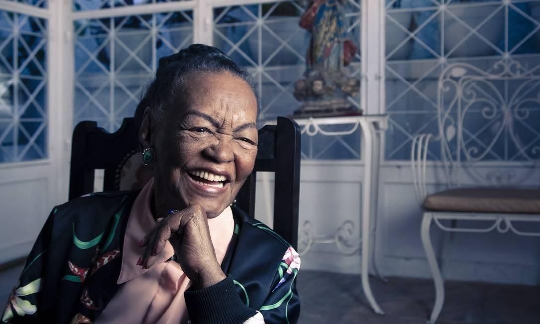 Resultado de imagem para morre primeira atriz negra a participar de uma novela