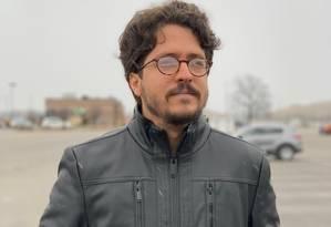 O cineasta pernambucano Josias Teófilo Foto: Reprodução