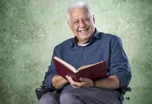 Antonio Fagundes é Alberto em 'Bom sucesso' Foto: TV Globo