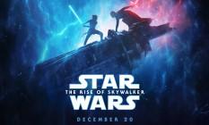 "Pôster de ""Star Wars: The rise of Skywalker"" Foto: null / Reprodução"