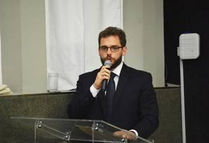 Alex Braga, diretor-presidente da Ancine Foto: Flávio Bidoia / Divulgação