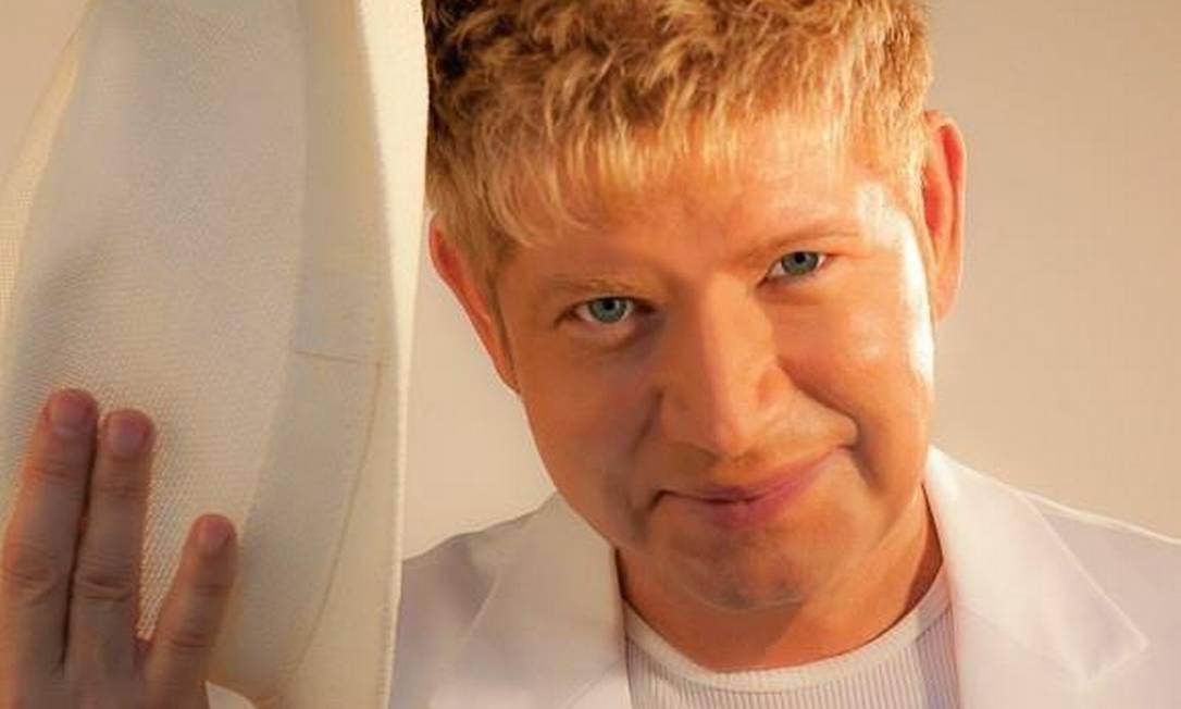 O cantor Roberto Leal Foto: Divulgação
