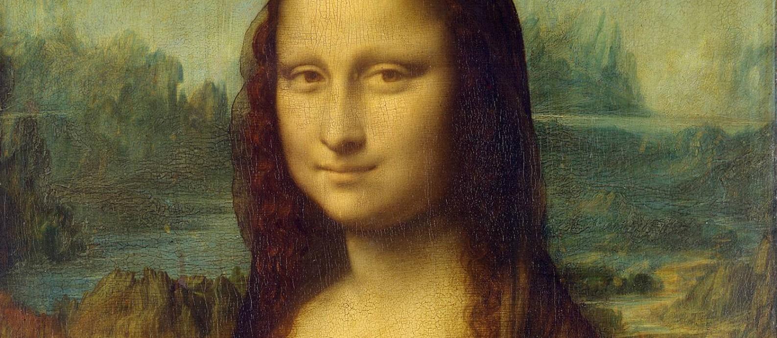 'Mona Lisa'. Pintura mais famosa de Da Vinci é alvo de estudo que será apresentado no novo Museu da Imagem e do Som de São Paulo Foto: Divulgação