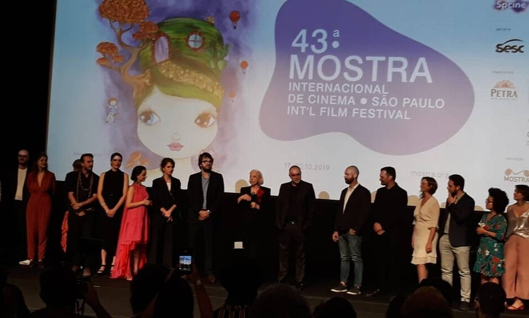 Cinema | 43a Mostra Internacional de Cinema de São Paulo. A largada foi  dada! - Época
