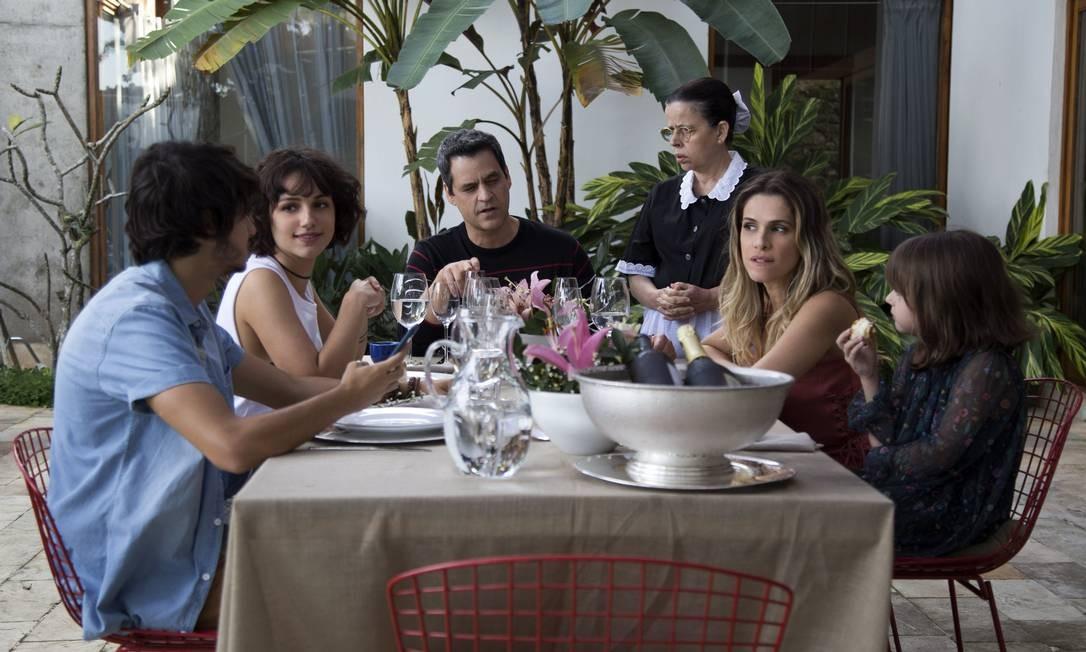 'De pernas pro ar 3': comédia com Ingrid Guimarães virou símbolo do debate sobre Cota de Tela Foto: Divulgação