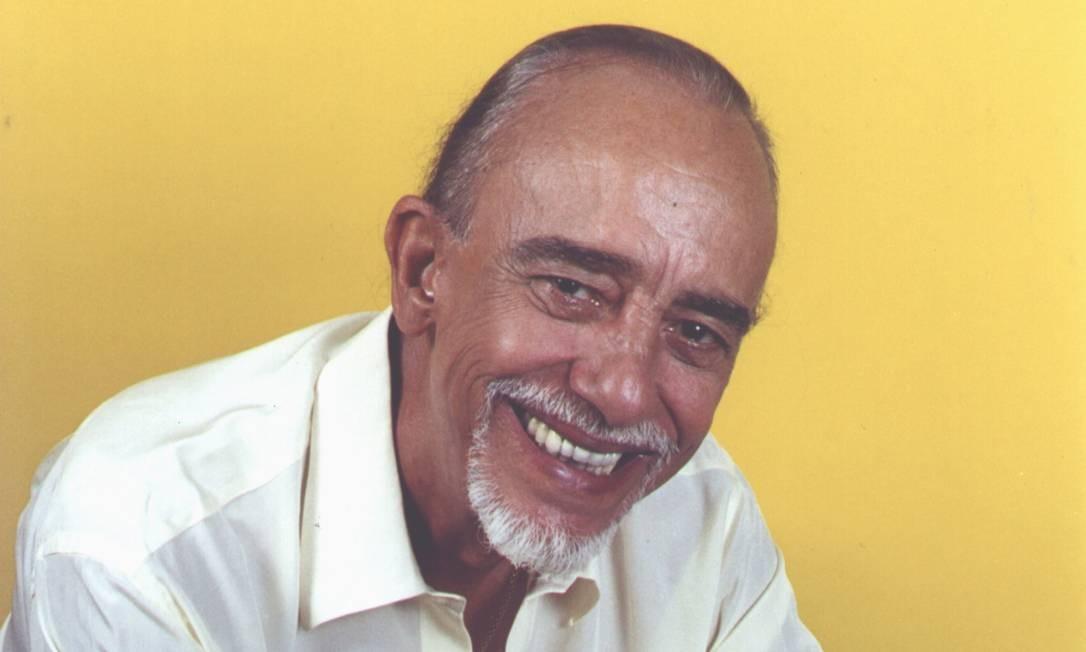 Sucesso nas rádios e na TV, Luiz Vieira compôs mais de 500 músicas ao longo da carreira Foto: Divulgação
