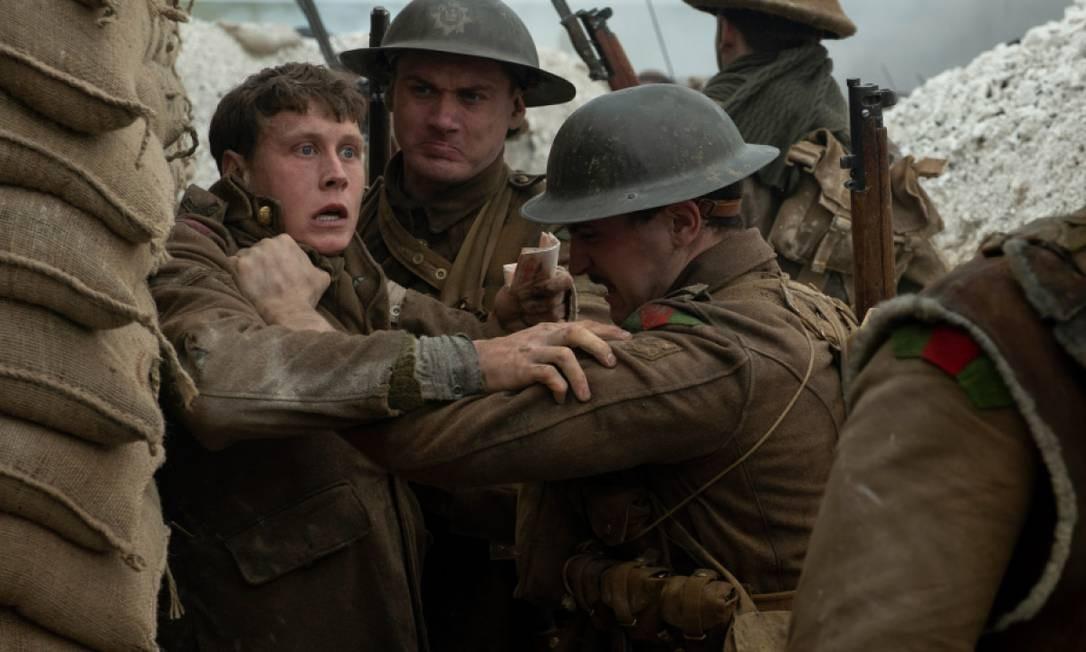 """Cena do filme """"1917"""" Foto: Divulgação"""