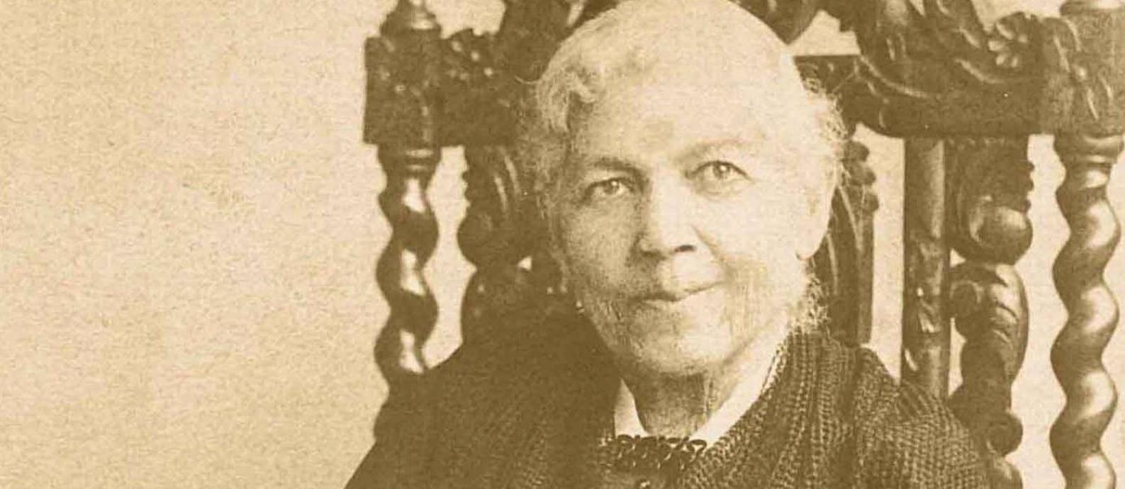 A americana Harriet Ann Jacobs (1813-1897), autora de 'Incidentes na vida de uma menina escrava' Foto: Divulgação