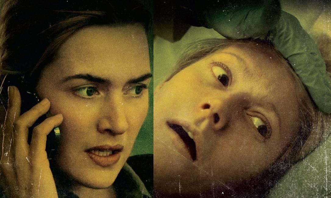 'Contágio' tem no elenco Kate Winslet e Gwyneth Paltrow Foto: Divulgação / Warner