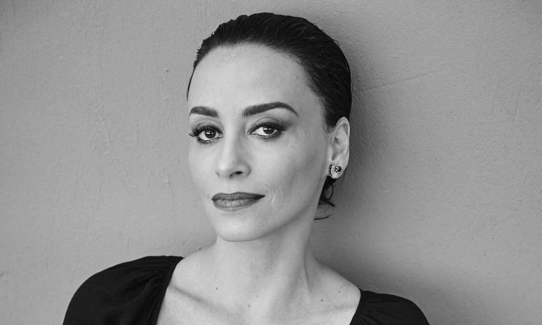 Aos 43 anos, Suzana Pires estreia como roteirista de cinema Foto: Guto Costa