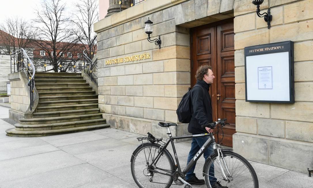 Coronavírus: Alemanha promete assistência financeira a artistas afetados por cancelamentos