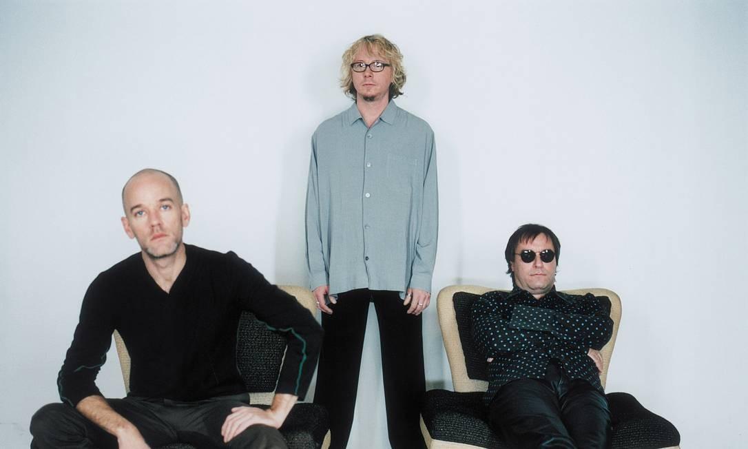 R.E.M.: hit de 1987 da banda americana aparece entre 100 mais ouvidas nos EUA Foto: Divulgação