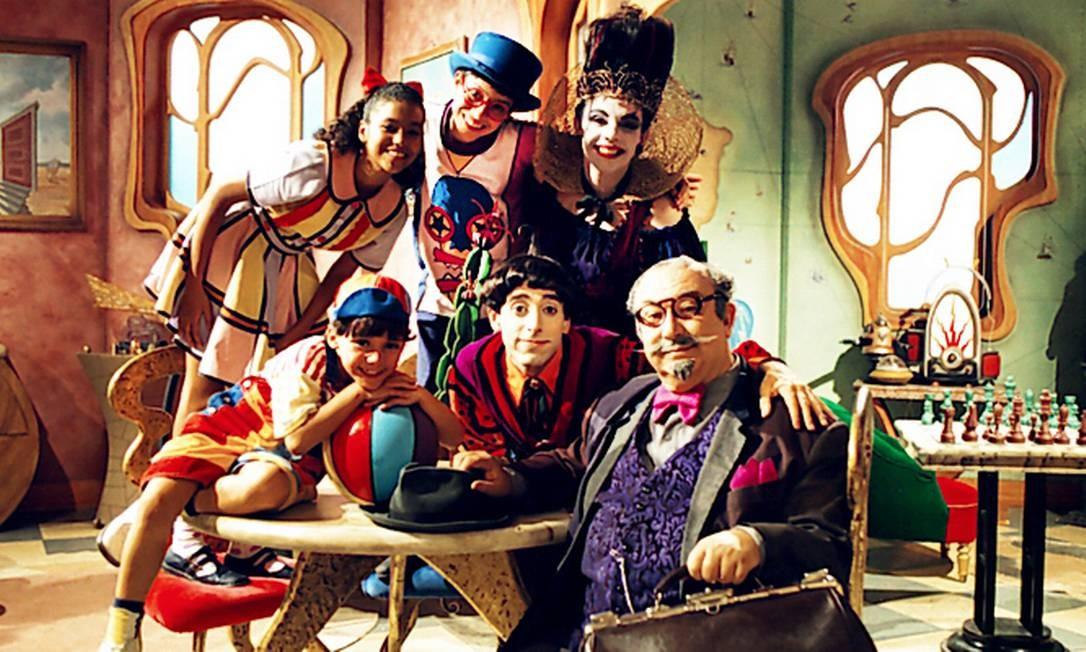 'Castelo Rá-Tim-Bum': programa de sucesso nos anos 1990 na TV Cultura Foto: Divulgação