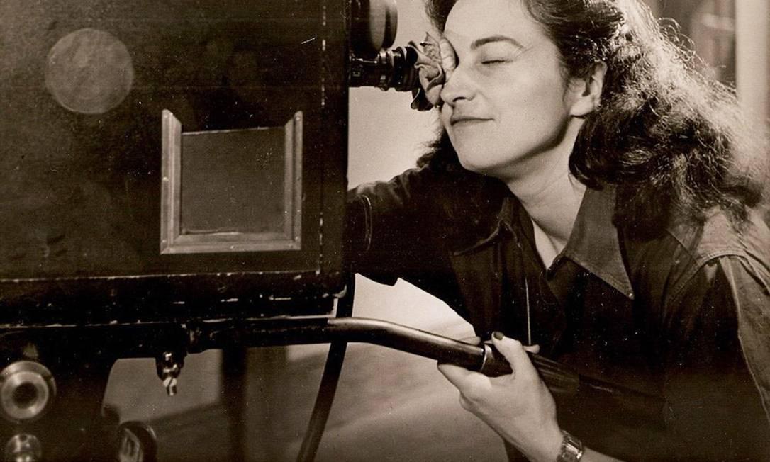 'Women Make Film': a francesa Jacqueline Audry é uma das 183 diretoras homenageadas na série em cartaz Foto: Divulgação