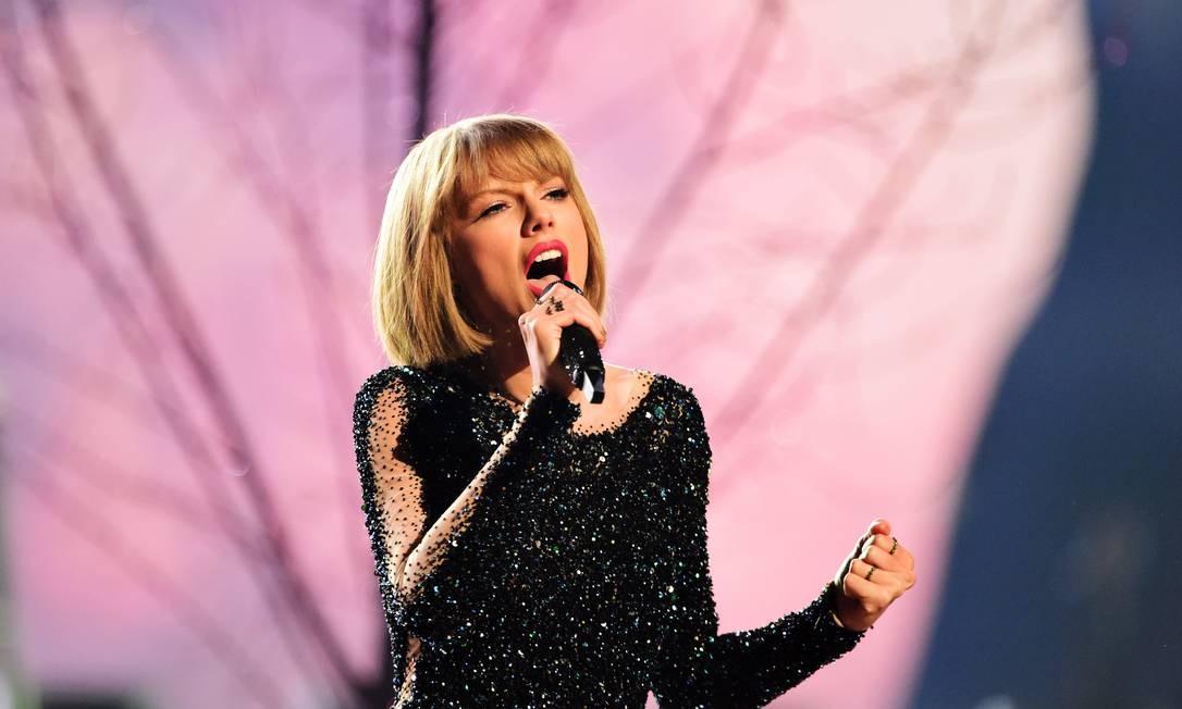 Apresentações de Taylor Swift em SP aconteceriam em julho Foto: Robyn Beck