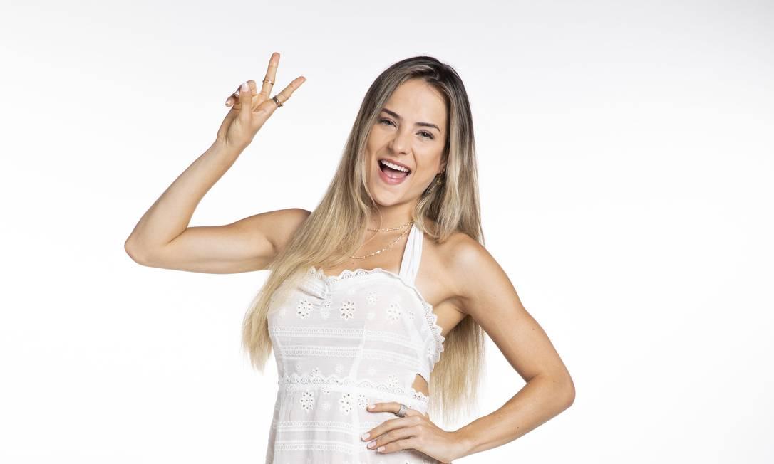 Gabi Martins: entre cantoras convidadas pelo 'BBB 20', mineira teve maior crescimento no Spotify Foto: Victor Pollak