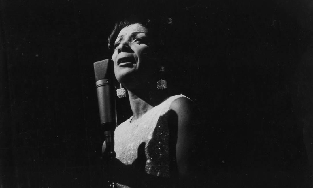 A cantora Elizeth Cardoso, cujo centenário é comemorado no dia 16 de julho de 2020 Foto: Acervo de família