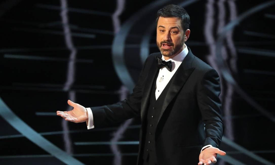 Jimmy Kimmel vai comandar a cerimônia de entrega do Emmy 2020 Foto: Lucy Nicholson / Reuters