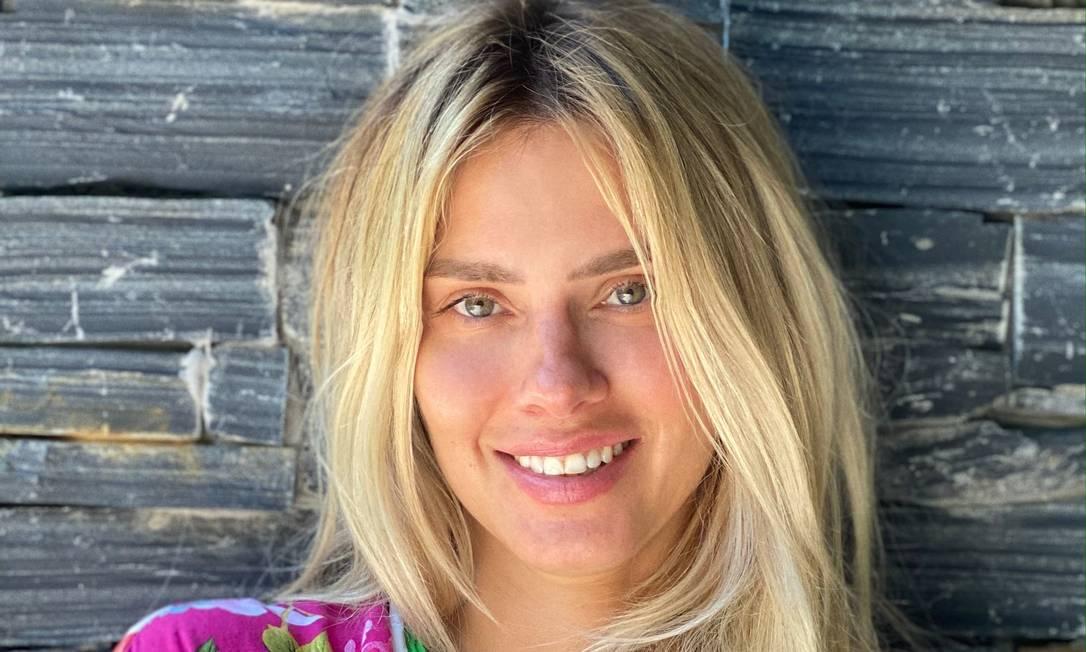 Em 'Laços de família', Carolina Dieckmann tinha apenas 21 anos quando interpretou Camila: 'Buscava respostas para minha vida' Foto: Arquivo Pessoal