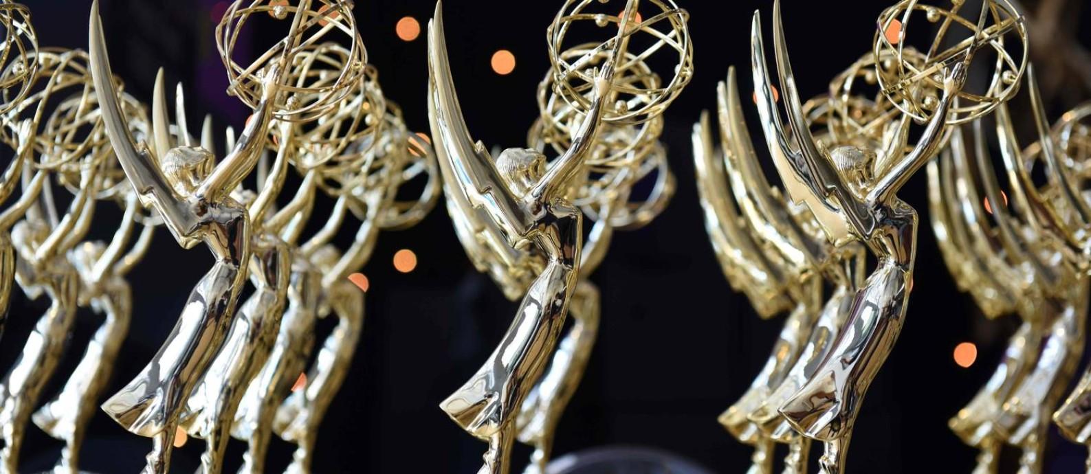 Festa do Emmy 2020 será realizada neste domingo (20). Pela primeira vez em sua história, premiação não terá plateia Foto: Valerie Macon / AFP