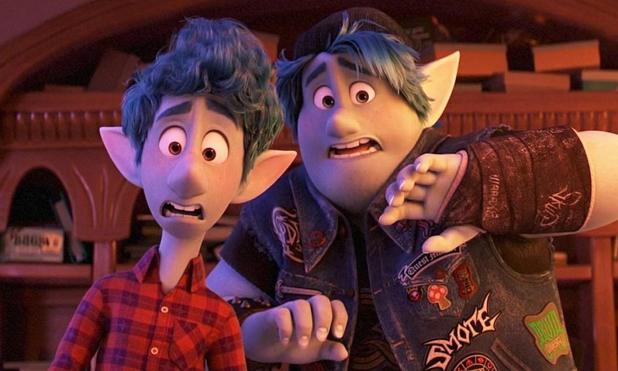 'Dois irmãos - Uma jornada fantástica': Disney + Foto: Divulgação