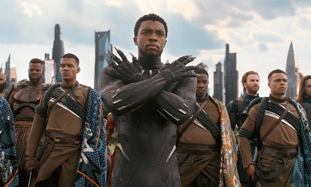 Sequência de 'Pantera Negra' se chamará 'Wakanda forever', revela Marvel -  Jornal O Globo