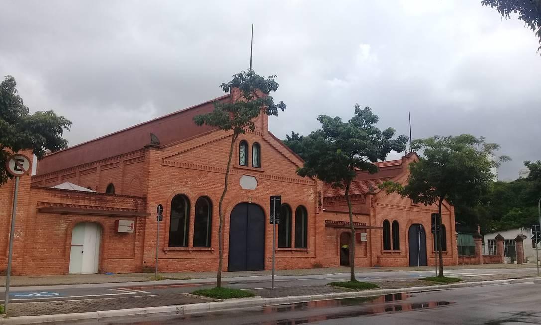 Fachada da Cinemateca Brasileira: fechada desde agosto, vai ganhar gestão de uma OS a partir de janeiro Foto: Divulgação