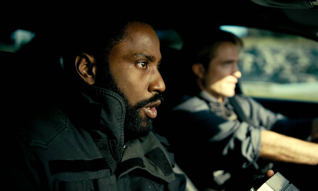 'Tenet': filme de Nolan passou por turbulências até estrear nos cinemas americanos em setembro Foto: Divulgação