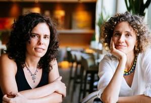 Patrícia Pérez e Heidi Hassan: de longe, acompanham o acirramento entre o setor cultural e o governo de Cuba Foto: Divulgação