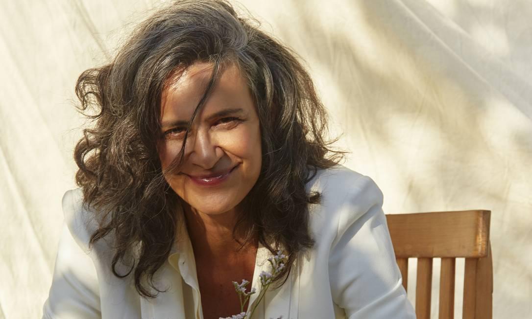 A cantora Simone, aos 71 anos Foto: Divulgação / Rodrigo Marques