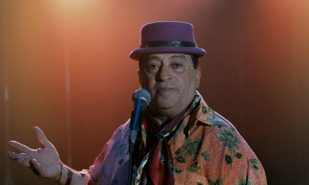 Genival Lacerda era um medalhão do forró e lançou mais de 50 discos em toda sua carreira; ele morreu no começo do ano Foto: Jair Bertolucci / Divulgação