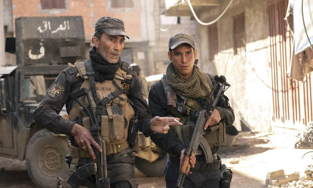 Elenco de 'Mosul' relata ameaças do Estado Islâmico após sucesso de filme  da Netflix - Jornal O Globo