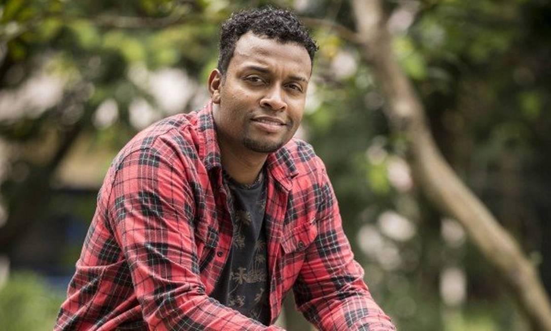 Humorista Nego Di foi o eliminado do terceiro paredão do 'BBB 21', com 98,76% dos votos Foto: TV Globo/Divulgação / João Cotta