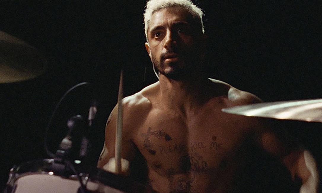 Riz Ahmed é o protagonista de 'O som do silêncio': ele foi indicado na categoria de melhor ator Foto: Divulgação