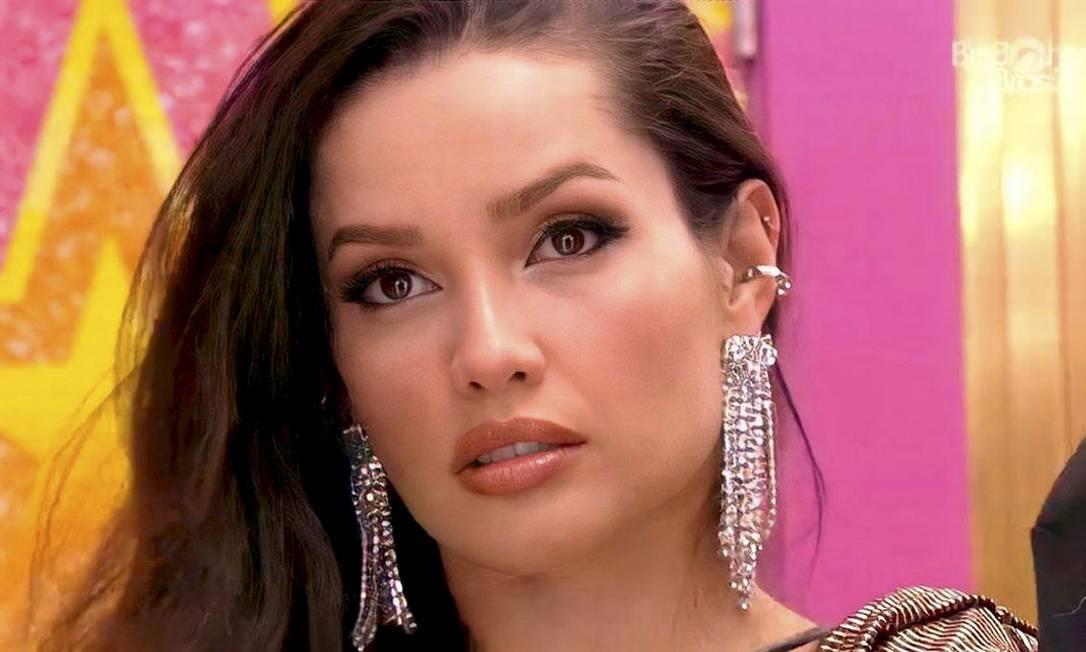 Juliette inspirou a composição de pelo menos 25 músicas Foto: Reprodução TV Globo. / Agência O Globo
