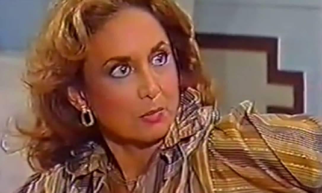 Na novela 'Elas por elas' (1982), Eva Wilma interpretou a personagem Márcia Foto: Arquivo