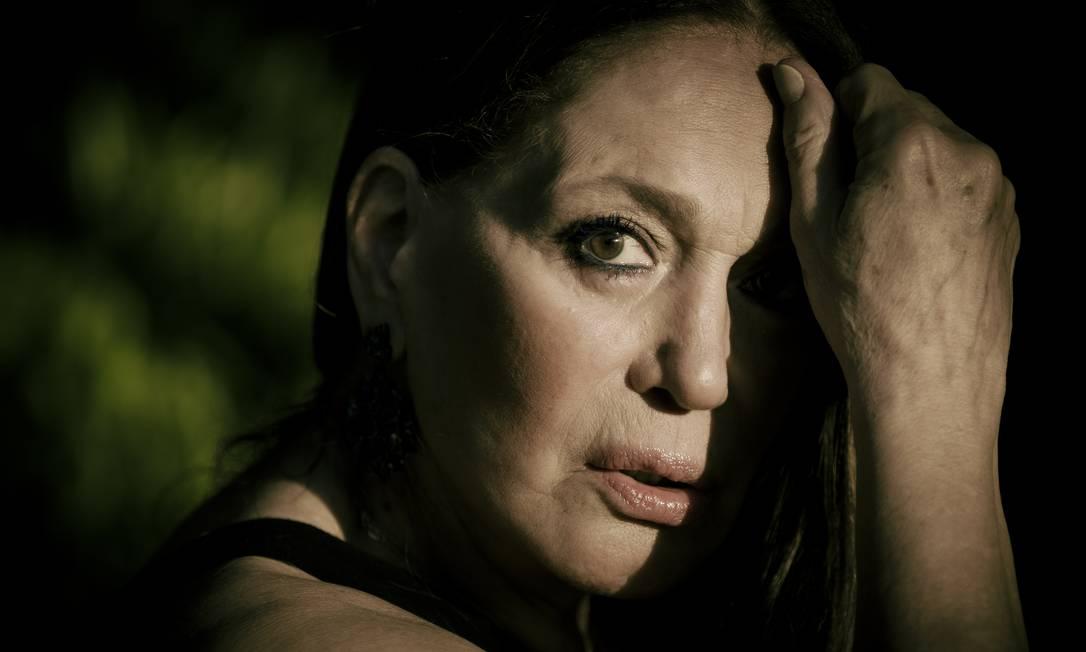 A atriz Susana Vieira, aos 78 anos Foto: Leo Martins / Agência O Globo