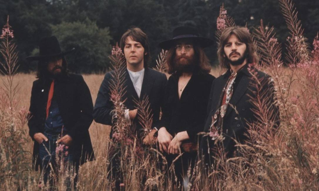 Beatles são as estrelas de documentário dirigido por Peter Jackson: lançamento em novembro, no Disney+ Foto: Divulgação