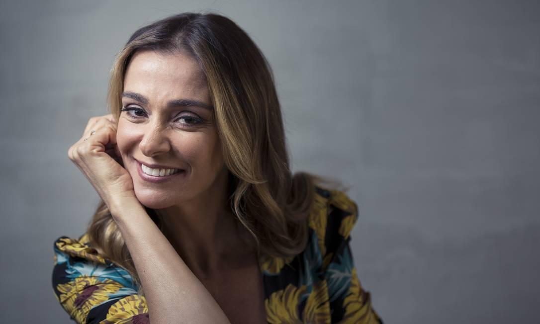 Mônica Martelli se desculpou por ida à festa de aniversário de Marina Ruy Barbosa e reiterou que este não é o momento de reuniões sociais Foto: Leo Martins / Agência O Globo