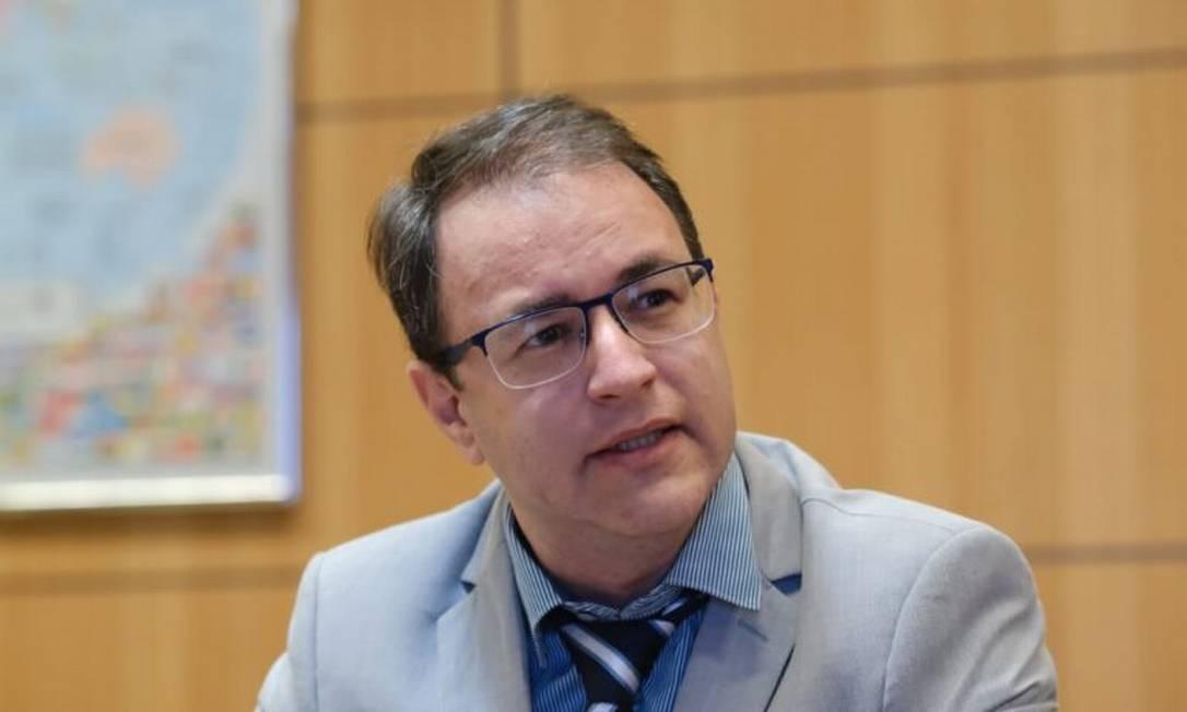 O ex-secretário de Desenvolvimento Cultural, Mauricio Waissman Foto: Reprodução