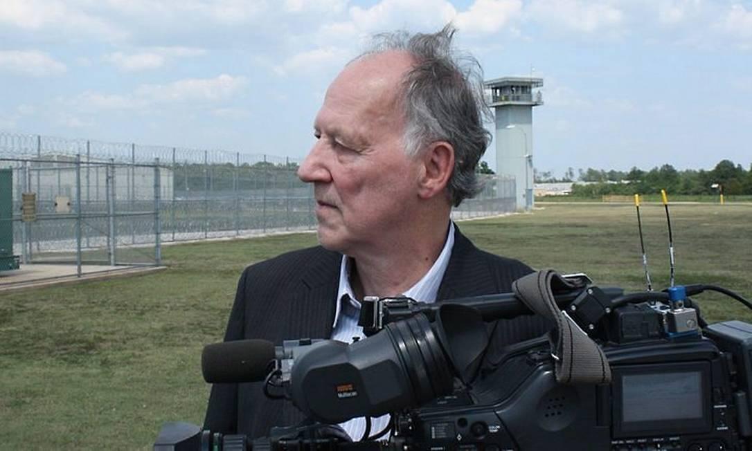 O cineasta Werner Herzog Foto: Divulgação