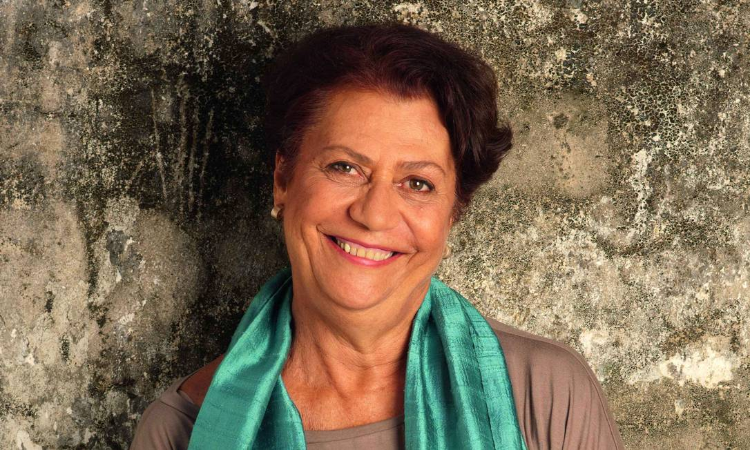 A escritora Ana Maria Machado foi eleita a nova presidente da Academia Brasileira de Letras Foto: Bruno Veiga / Divulgação