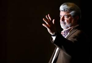 O diretor George Lucas Foto: REUTERS / TOBIAS SCHWARZ