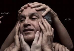 Capa do novo disco de Caetano Veloso Foto: Reprodução/Instagram