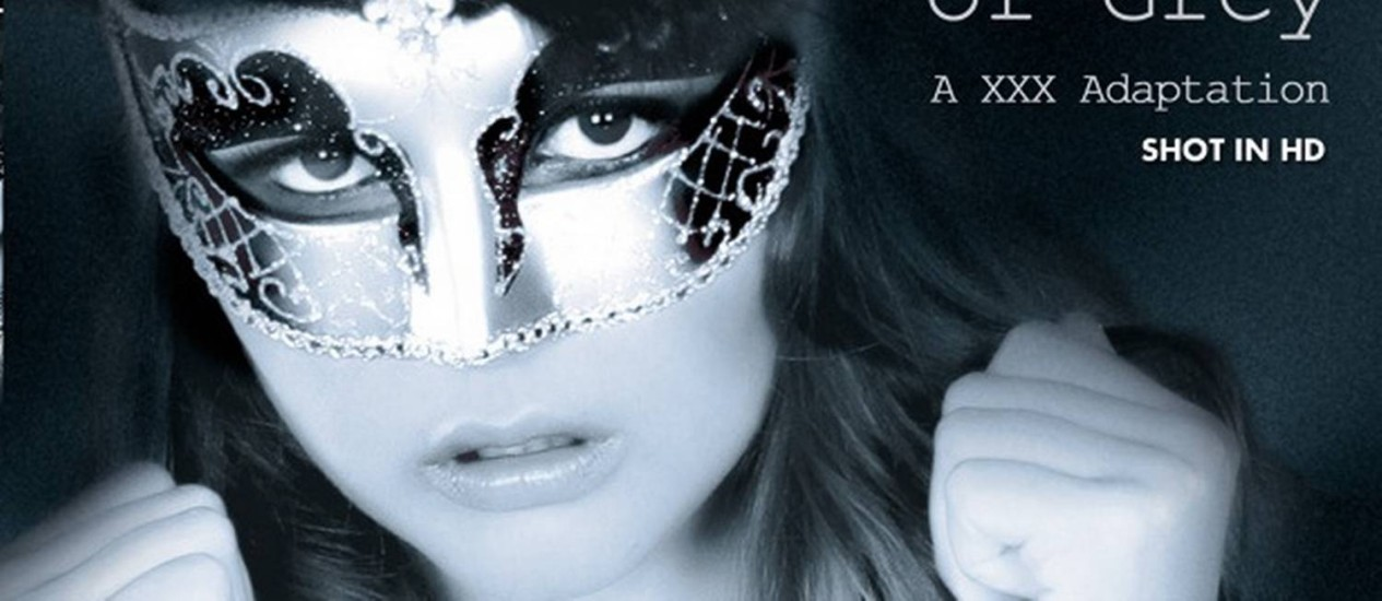 DVD 'Fifty Shades of Grey: a XXX Adaptation' Foto: Reprodução