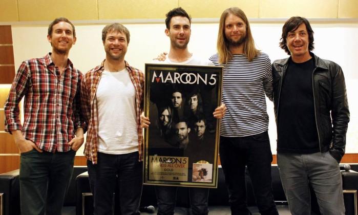 Rock in Rio 2017: Maroon 5 é confirmado!